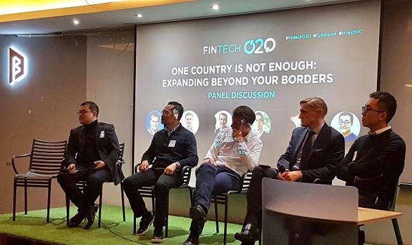 ▲ FinTech O2O @ 디캠프 행사사진(2017년 3월 16일)
