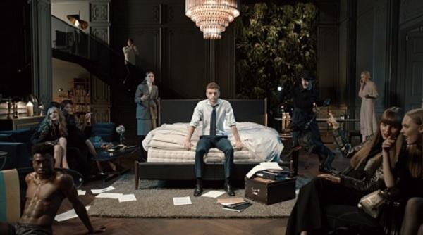 ▲ (이미지 설명)시몬스 침대, 광고 캠페인 영상 공유'SNS 이벤트