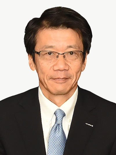 ▲ 한국후지제록스 미야모토 토오루 대표이사 회장