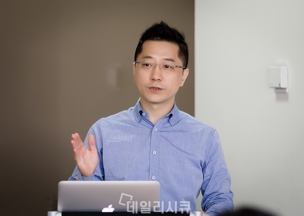 ▲ 라임라이트 네트웍스 코리아 윤석인 기술이사