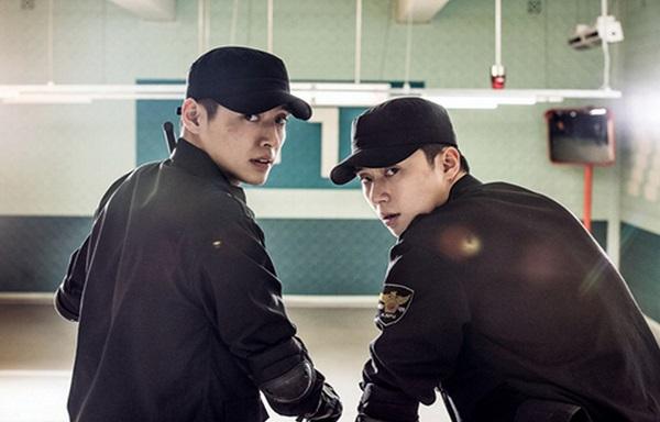 ▲ 영화 '청년경찰'의 한 장면