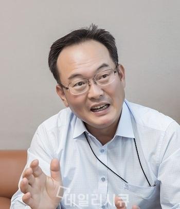 ▲ 이창하 바넷정보기술 대표