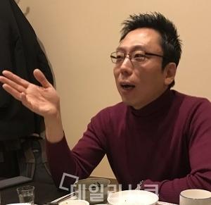 """▲ 김승주 교수 """"글로벌 니즈 파악과 핵심 기술 갖고 있어야"""""""