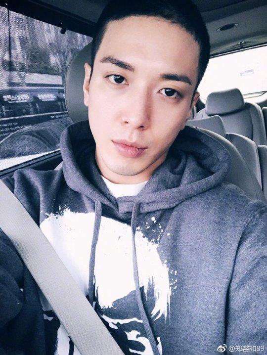 ▲ (사진= 정용화 웨이보)