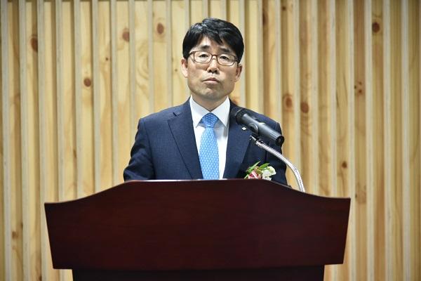 ▲ 금융보안원, 제3대 김영기 원장