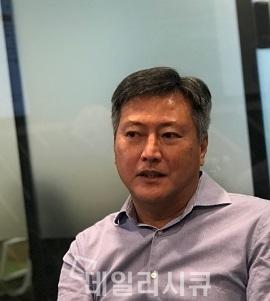 ▲ 사일런스 아시아 태평양 디렉터 반렁앙(BanLeong Ang)