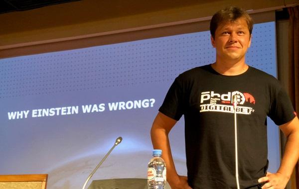 ▲ PHDays 운영위원이자 DarkMatter(다크 메터) 제품디렉터인 세르게이 고데이칙(Sergey Godeychik)