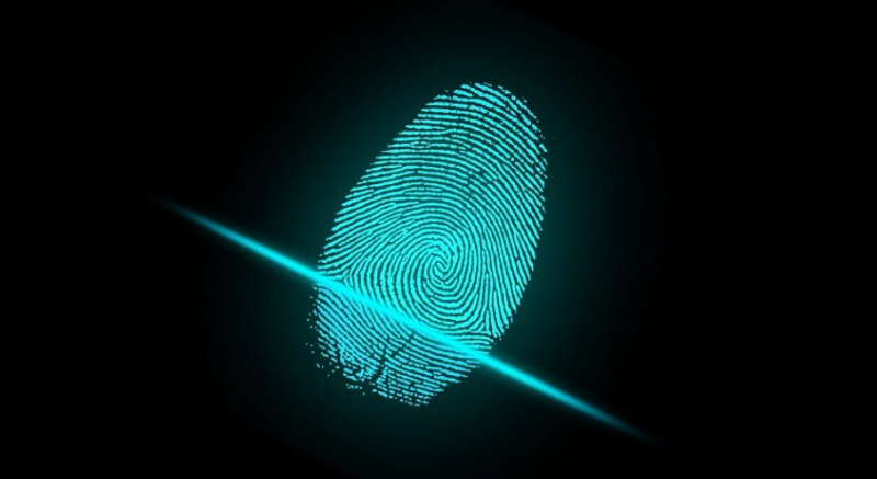 ▲ 보안 목적으로 3D 지문 스캔 및 스마트 잠금 기능이 사용된다(출처=픽사베이)