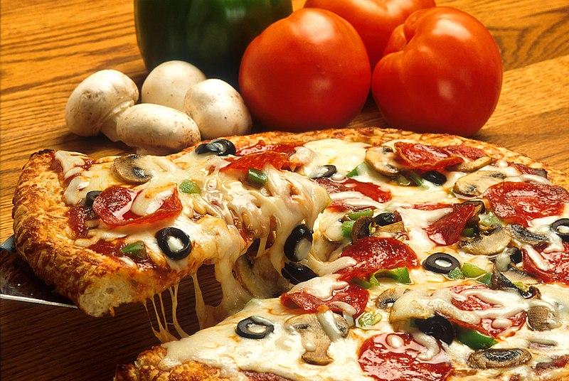 ▲ 미국 메사추세츠 공대 학생들이 맛있는 피자를 만들기 위해 인공지능을 개발했다(출처=위키미디어 커먼즈)