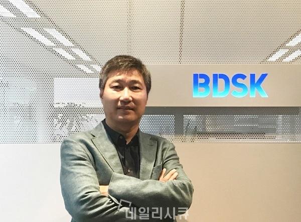▲ 김택완 리버싱랩스코리아 대표(BDSK 대표)