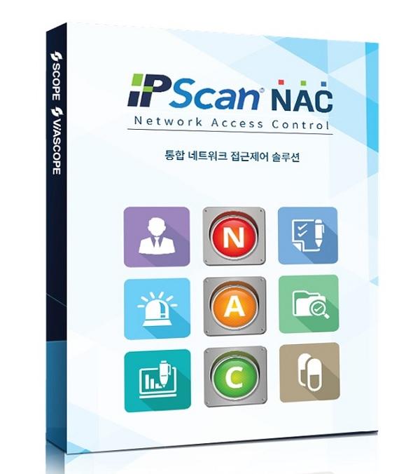 스콥정보통신, 네트워크 접근제어 솔루션 '아이피스캔NAC V7.0' CC인증 획득