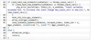 PHP 리모트 익스플로잇 가능한 버그 발견돼!