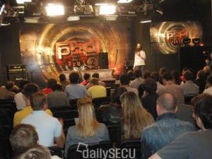 [PHD2012] 러시아 대표적 해킹보안 컨퍼런스 PHD 개최