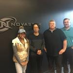 한성SMB솔루션, 노바스토어와 한국 공식 파트너 계약 체결