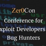 'Zer0con'컨퍼런스, 구글 이정훈 등 세계적 해커들로 강연진 구성 완료