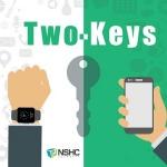 NSHC, 온라인 인증 키 관리 제품 투키즈 개발