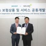 셀바스 AI- 스코르 글로벌 라이프, 인공지능 보험상품 및 서비스 개발 위한 업무 협약 체결