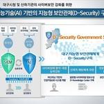 이글루시큐리티, '대구 AI 기반 지능형 보안관제 체계' 구축 프로젝트 총괄 사업자로 선정
