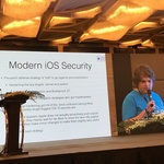 [MOSEC 2017] 애플 iOS 미래 보안 전략 연구기반으로 해킹 방법 제시해