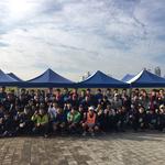닉스테크, 독도수호 마라톤 대회 참가 '사이버 영토 지킴이로 거듭나'