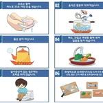 노로바이러스, 생활청결과 어미 젖소의 초유 도움