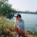 신인걸그룹 원앤비 자연 '봄봄봄 나들이' 아직은 추워요