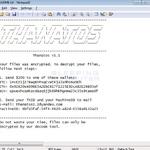 비트코인 캐시 요구하는 첫 랜섬웨어 'Thanatos'...복호화 불가능해