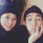 장신영, 강경준과 다정한 한 컷 '선남선녀'