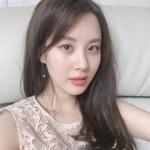 서현, 봄 기운 물씬 느껴지는 아름다운 미모