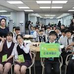 천안메이크업학원 KBS미디어텍뷰티미용학원 5월 진로체험행사 문득페스티벌 성황리에 진행