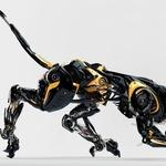균형 능력 업그레이드 된 '로봇 맹수' 등장