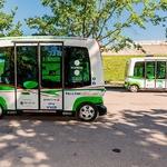 바이두, 일본에서 자율주행 버스 선봬