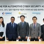 자동차 사이버 보안 품질 대응 협의체 PACS 구성