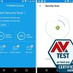 안랩 'V3 모바일 시큐리티', 'AV-TEST' 7월 모바일 보안제품 테스트서 만점 인증 획득
