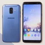 블루폰, 삼성 스마트폰 갤럭시A6- A8 스타, 2018추석연휴 0원행사 막바지