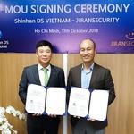 지란지교시큐리티-신한DS 베트남, 베트남 정보보안 시장 개척 위한 업무협약 체결